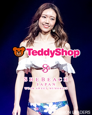 TEDDY SHOP × SHE BEACH
