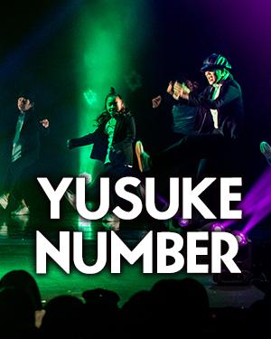 YUSUKE NUMBER